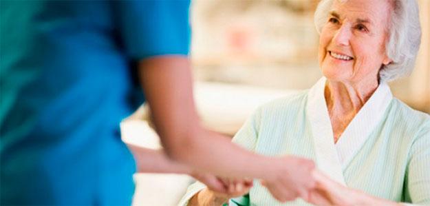 Cuidadora de idosos em Goiânia