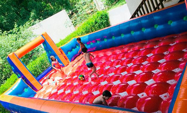 Locação de brinquedos para festas infantis em Goiânia