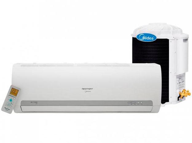 Instalação de ar condicionado Split Inverter em Goiânia