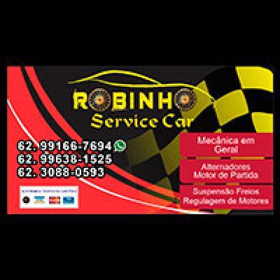 Robinho Service Car
