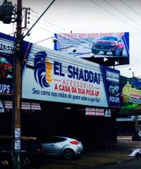 El Shaddai Acessórios