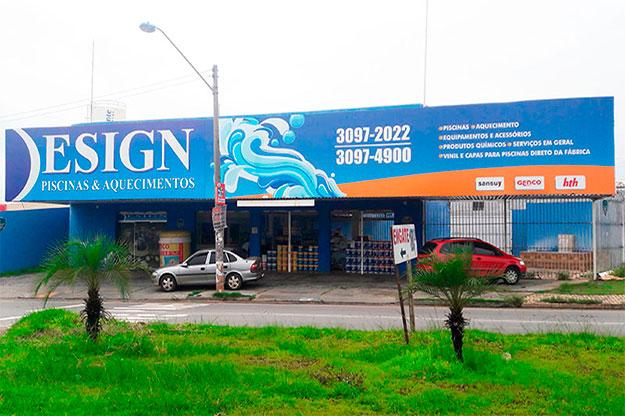 Loja de piscinas em Aparecida de Goiânia