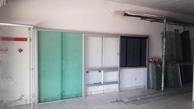 Vidros temperados em Goiânia